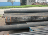 Steel for large diameter pipes
