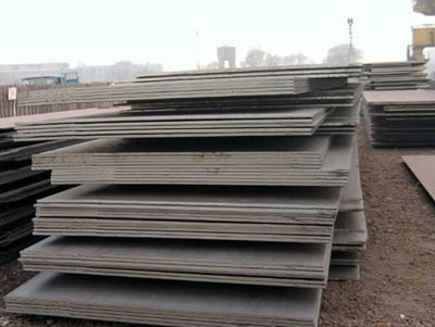 DIN 17102 WStE255 Carbon steel plate supplier in China