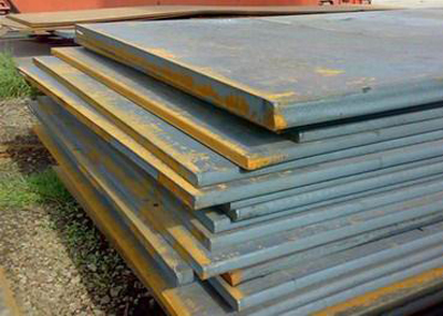S355JO Hot Rolled Mild Steel Plate in China