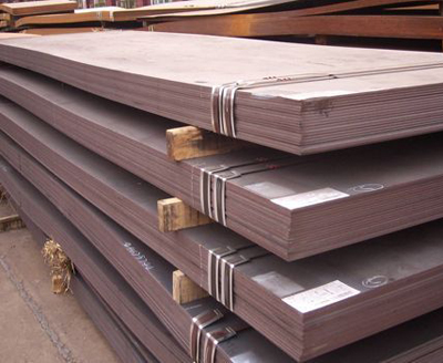 E295 Hot Rolled Low Alloy Steel Plate High-Strength Steel Plate in China