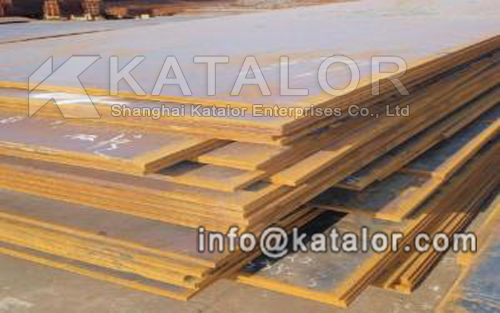 Hot Rolled Carbon Steel Plate CCSA Elongation