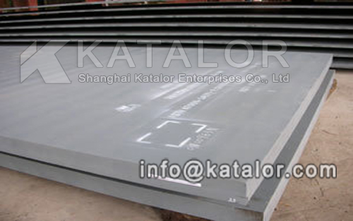 ASTM A572 Grade 55 Steel Plate Equivalent Material
