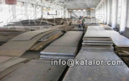 ASTM A572GR.50 Steel Plate Benefit Application