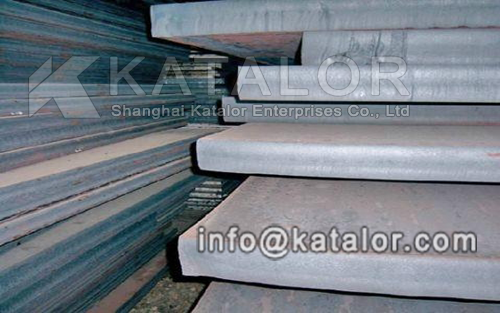 GB/T 713 15CrMoR Pressure Vessel and Boiler Steel Plate permissible deviation