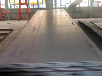 Hot sell atmospheric corrosion resistance steel S235J2W steel