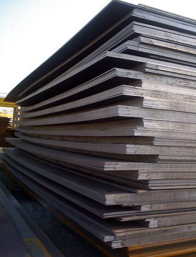 A588 Gr.C Weathering Resistant Steel Plate Corrosion Resistance