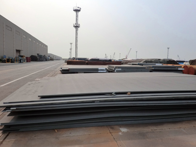 JIS SMA 400 AW Weathering Steel supplier in China